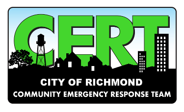 Richmond CERT logo
