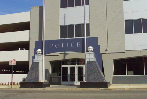 Richmond Police Department Headquarters