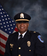 Commander Martin Harrison - Third Precinct Commander